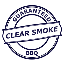 bbq clear smoke guarantee