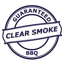 bbq clear smoke guarantee