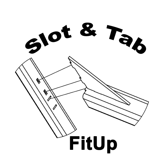 Slot and Tab Fitup